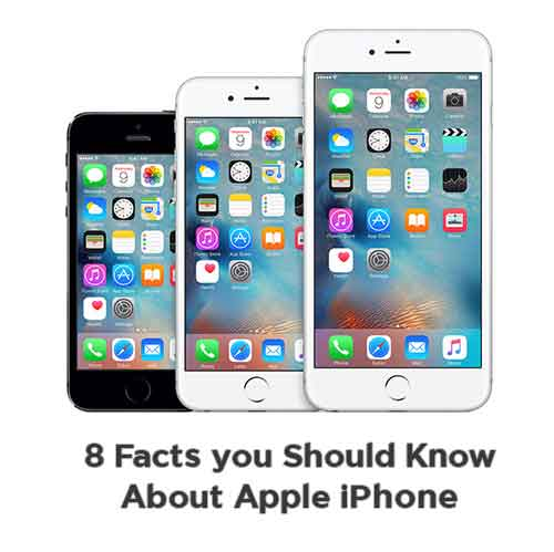 iphone 8 facts
