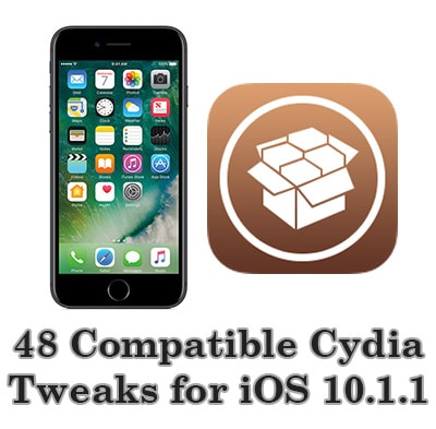 48 Compatible Cydia Tweaks for iOS 10