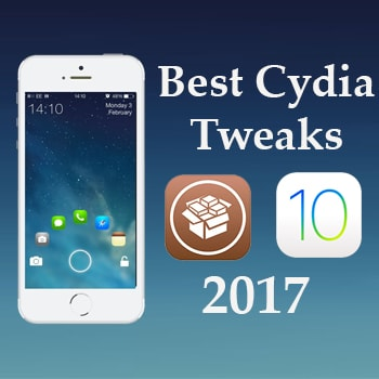 Cydia Tweaks For iOS 10