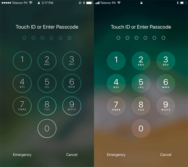 iOS11-Passcode-enter