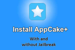 install appcake