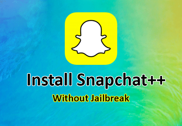 Download Snapchat++ iPA for iOS on iPhone and iPad Without Jailbreak