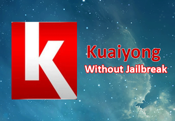 Kuaiyong download and install on iphone, ipad running ios 11 the.