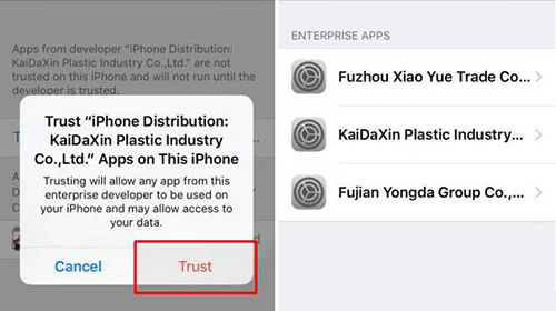 kuaiyong-app-ios-trust-applications