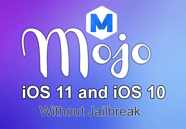 Install Mojo Installer For iOS 12 and iOS 13 Without