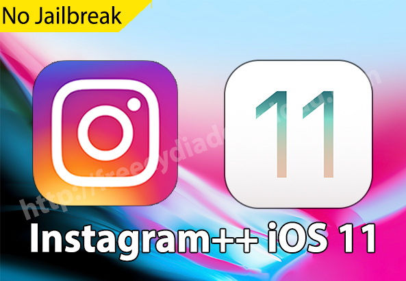 Instagram++ iOS 11