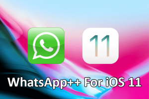 WhatsApp++ For iOS 11