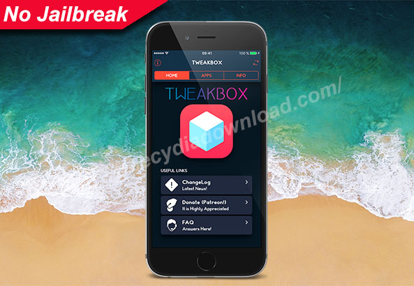 tweakbox for ios 11