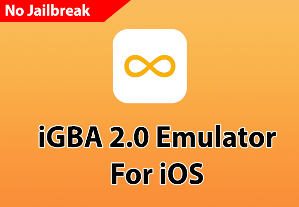iGBA 2.0 emulator for iOS